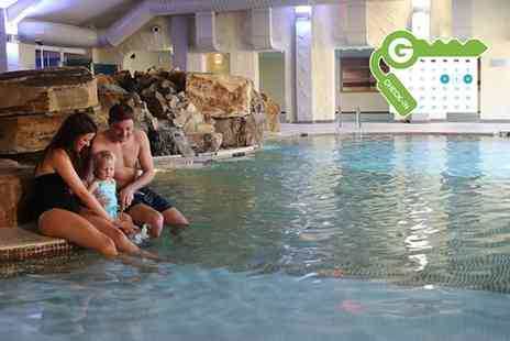 Best Western Park Hall Hotel - Double Room for Two with Breakfast and Leisure Access - Save 0%