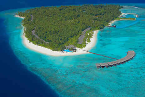 Filitheyo Island Resort - Four Star Secluded Villa Retreat in the Indian Ocean - Save 88%