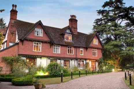 Ravenwood Hall Hotel - Two night break in 16th century Suffolk inn - Save 37%