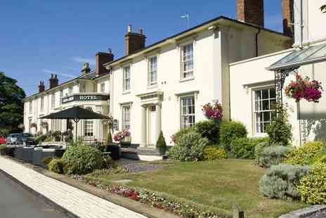 Best Western Grosvenor Hotel - One or two night Warwickshire stay for two including a three course dinner and late checkout - Save 34%