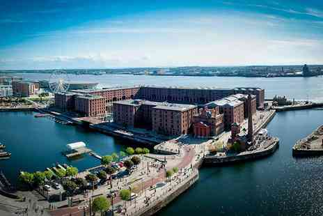 OMGhotels - Overnight 3 Star Liverpool stay with breakfast, river cruise and open top bus tour - Save 0%