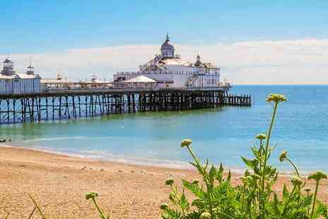 Shore View Hotel - One or two night stay in Eastbourne for two with breakfast - Save 50%