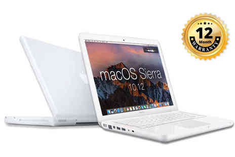 IT Trade Services - Apple MacBook A1342 250GB, 12 month warranty and 2GB or 4GB RAM - Save 54%