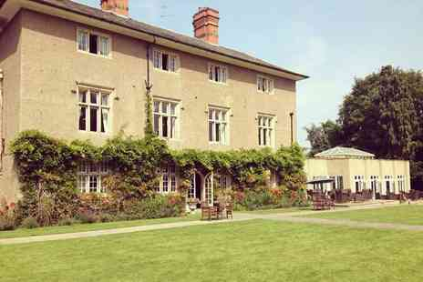 Woodborough Hall - Luxury Prosecco afternoon tea for two - Save 46%