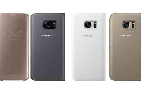 Groupon Goods Global GmbH - Samsung Original S7 and S7 Edge Phone Case in Choice of Colour - Save 26%