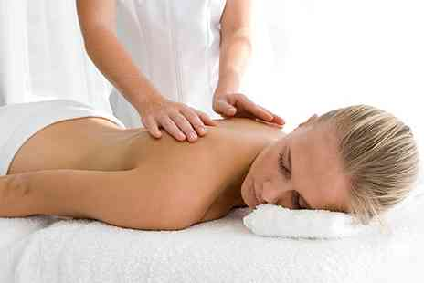 Deserved Massage - Choice of Massage with an Optional Facial - Save 61%