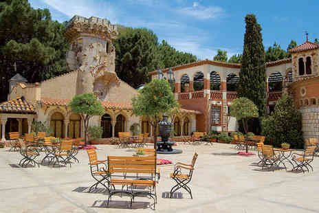Hotel Termes de Montbrio - Four Star Family Friendly Spa Relaxation on the Costa Dorada For Two - Save 67%