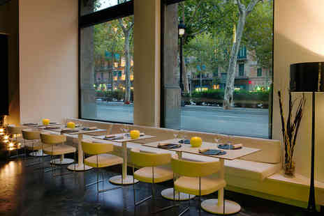 H10 Casanova - Four Star Cool Urban Design near Las Ramblas For Two - Save 70%