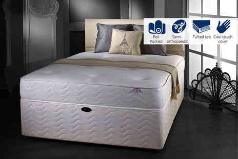 Midnight Dreams - Cool touch bonnell spring mattress - Save 86%