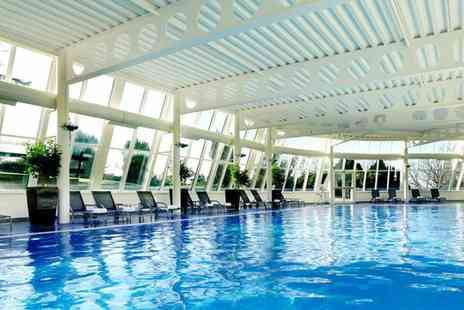 Macdonald Portal Hotel Golf & Spa - Overnight stay for two with breakfast and choice of spa treatment or dinner - Save 0%
