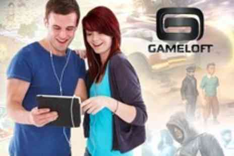 Gameloft - Any Five Mobile Game Downloads - Save 67%