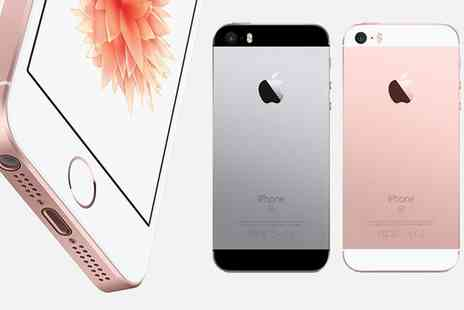 Anovo - Refurbished Premium Apple iPhone Se 32Gb in Choice of Colour With Free Delivery - Save 0%