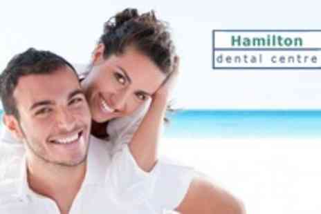 Hamilton Dental Centre - Laser Teeth Whitening Using Zoom Technology - Save 72%