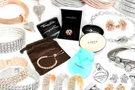 Groupon Goods Global GmbH - Jewellery Mystery Deal with a Chance to Receive Tiffany, Michael Kors and Pandora Items - Save 0%