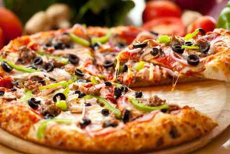 Il Gusto - Choice of Pizza or Pasta for Two or Four - Save 53%