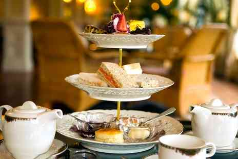 Holiday Inn London - Luxury Afternoon Tea with Optional Sparkling Wine for Two or Four - Save 0%