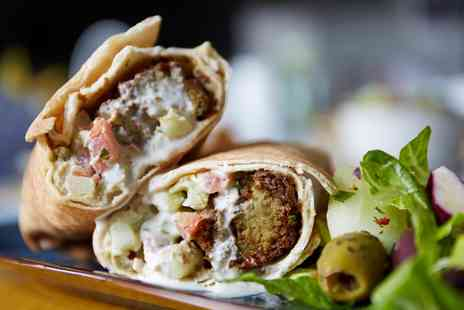 Raoshi Lebanese - Lebanese Mezze Experience for Two or Four Plus Byob - Save 50%