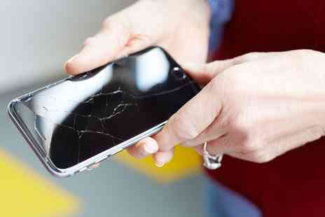 Tech Outlet - iPhone Screen Repair for Choice of Models - Save 0%