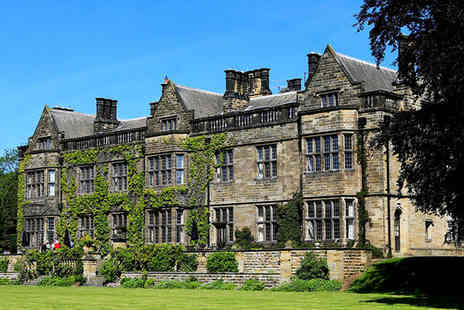Gisborough Hall Hotel - Four Star North York Moors Romantic Getaway For Two in Historical Mansion - Save 48%