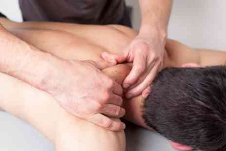 Alexander Sports Therapy & Wellness - Sports or Deep Tissue Massage with Optional Cupping - Save 60%