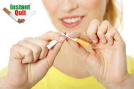 Instant Quit - Full Stop Smoking Bioresonance treatment - Save 76%