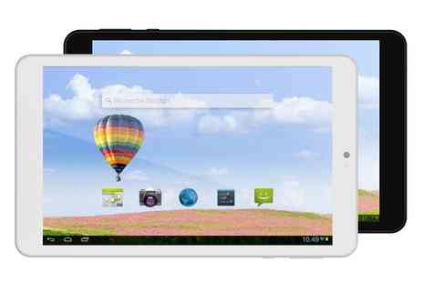 Groupon Goods Global GmbH - Storex 7 Inch Quad Core Android 6.0 Wi-Fi Tablet with Optional 16GB Class 10 MicroSD Card With Free Delivery - Save 62%