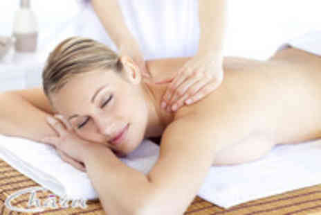 Charu Hair & Beauty - Swedish full body massage, Indian head massage & Continental facial - Save 83%