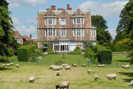 Goldsborough Hall - Five Star Stately Home with AA Rosette Five Course Dinner For Two - Save 46%