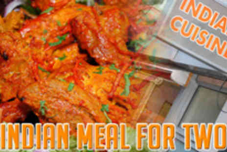 Massala Hut - Meal for two - Save 55%