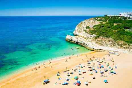 Super Escapes Travel - Five or Seven night self catered Algarve break with flights - Save 54%