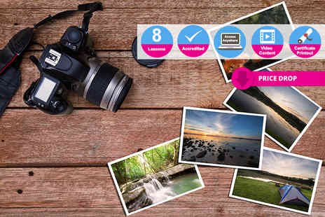 Live Online Academy - Accredited photography diploma - Save 98%