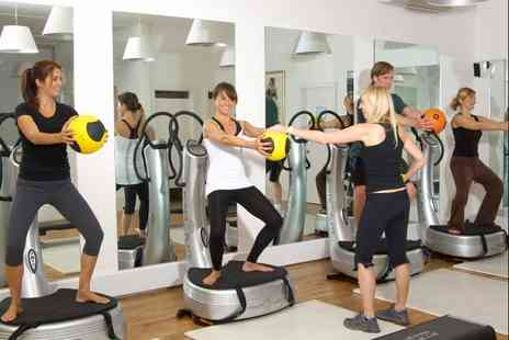 Powertone Studios - 10 power plate classes - Save 87%