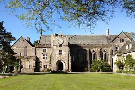 Dartington Hall - Devon manor stay with breakfast - Save 0%