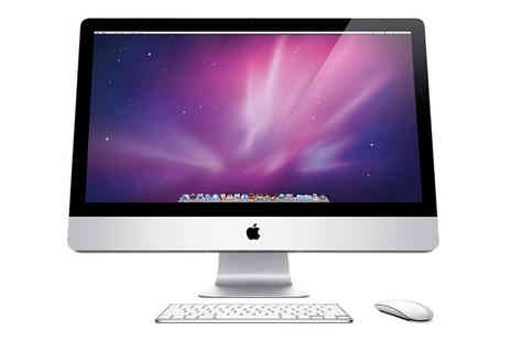 IT Trade Services - Refurbished 27 inch 1TB 4GB or 8GB RAM Apple iMac with a 12 month warranty - Save 56%