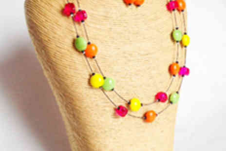 The Bead Shop - 1 Hour Jewellery Making Class - Save 56%