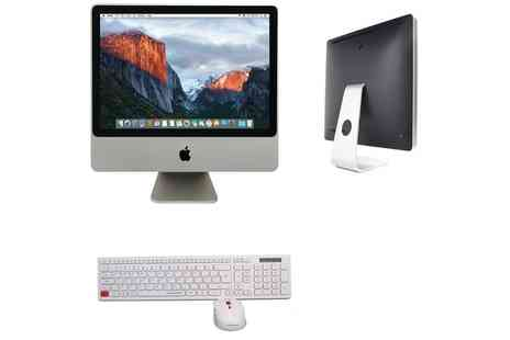 Buyer Area - Refurbished Apple iMac 20 Inch Core 2 Duo 2 Or 4Gb RAM 160GB Hdd Webcam MA876LL With Free Delivery - Save 0%