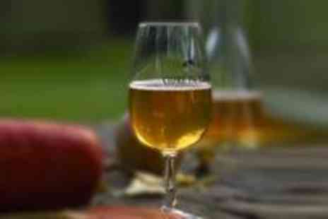 Dick Willows - Cider tasting experience with a cheese ploughmans for two people - Save 59%