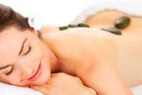 Beauty Beehive - One hour hot stone massage, and a luxury facial and scalp massage - Save 73%