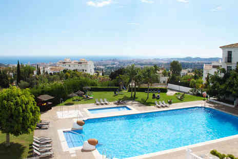 Ilunion Hacienda del Sol - Four Star Quiet Stay Close to White Village of Mijas For Two - Save 64%