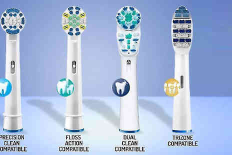 Black Sheep - Replacement Toothbrush Heads - Save 50%