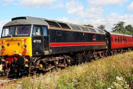 Wensleydale Railway - Day ticket for Wensleydale Railway - Save 33%