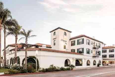 Montecito Inn - Four Star Santa Barbara Inn in Swanky Montectio - Save 0%