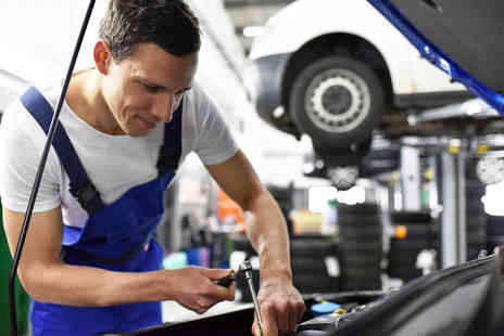 Direct MOT Centre - MOT or 54 point service including oil and filter change or both - Save 44%