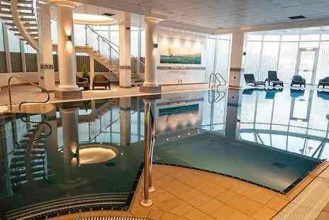Grand Harbour Hotel - Four Star overnight Southampton break for two including breakfast and spa access - Save 57%