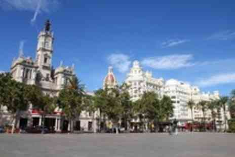 Hotel Benetusser - In Valencia Three Night Stay For Two With Breakfast - Save 69%