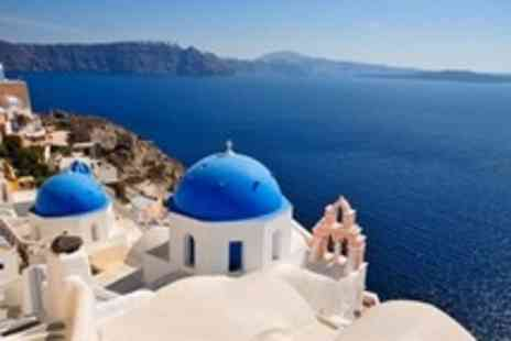 Efesto's Maisons - In Santorini Five Night Villa Stay For Up to Four - Save 62%