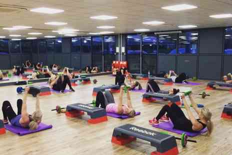 Gym Monkeys - Choice of Ten Fitness Classes for One or Two - Save 0%
