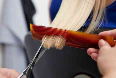 Lc Aesthetics - Wash, Cut, Blow Dry and Treatment with Optional Full Head of Highlights - Save 60%