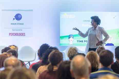The Mindful Living Show - Ticket to The Mindful Living Show on Two or Three February - Save 31%