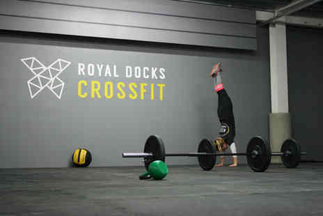 Royal Docks Crossfit - One month CrossFit gym membership - Save 74%